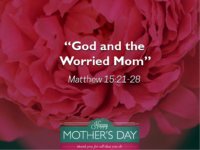 God and the Worried Mom Image