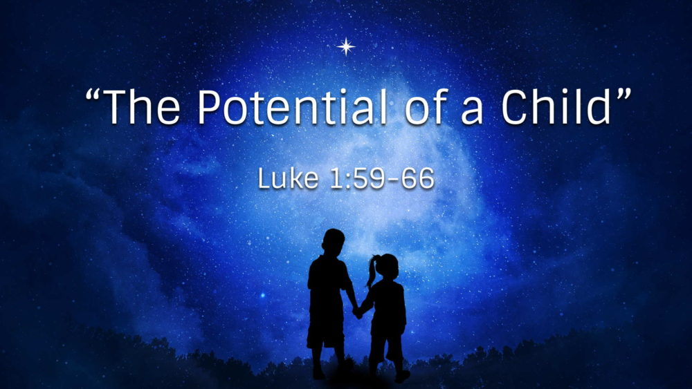 The Potential of a Child
