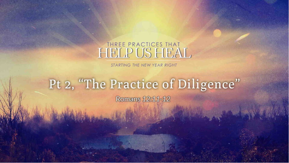 Part 2, The Practice of Diligence